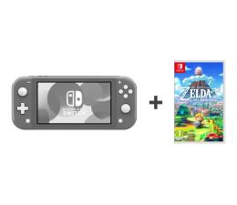 Konsola Nintendo Nintendo Switch Lite (Szary) + Zelda: Link's Awakening