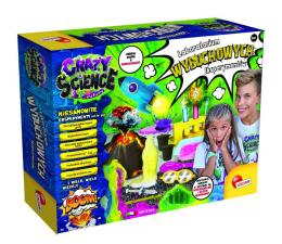 Zabawka plastyczna / kreatywna Lisciani Giochi Crazy Science Laboratorium wybuchowych eksperyment