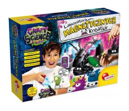 Zabawka plastyczna / kreatywna Lisciani Giochi Crazy Science Laboratorium magnetycznych kreatur
