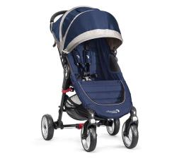 Wózek spacerowy Baby Jogger City Mini Single 4W Cobalt Gray