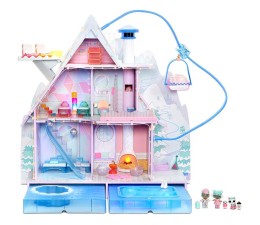 Figurka MGA Entertainment L.O.L Surprise Chalet Winter Disco