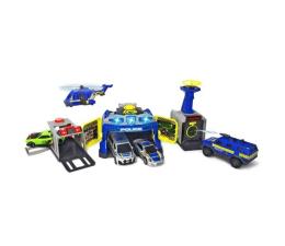Pojazd / tor i garaż Dickie Toys SOS Kwatera główna Policji