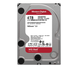 Dysk HDD WD RED 4TB IntelliPower 64MB