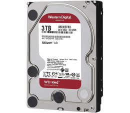 Dysk HDD WD RED 3TB IntelliPower 64MB