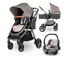 Wózek dziecięcy wielofunkcyjny Lionelo Greet 3w1 Latte