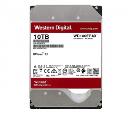 Dysk HDD WD 10TB 5400obr. 256MB RED