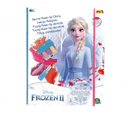 Zabawka plastyczna / kreatywna Epee Disney Frozen 2 Lekcja Makijażu Kraina Lodu
