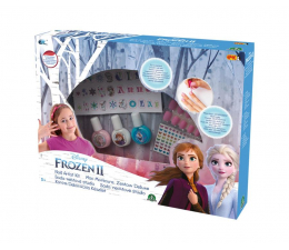 Zabawka plastyczna / kreatywna Epee Disney Frozen 2 Moc Manicure Zestaw do paznokci
