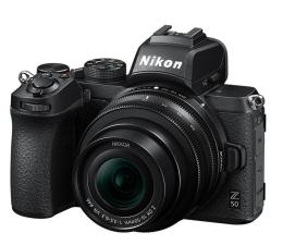 Bezlusterkowiec Nikon Z 50 + Nikkorr Z DX 16-50 f/3,5-6,3 VR