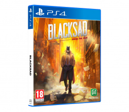 Gra na PlayStation 4 Pendulo Studios BLACKSAD