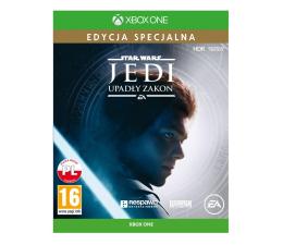 Gra na Xbox One Xbox STAR WARS JEDI: Upadły Zakon Edycja Specjalna