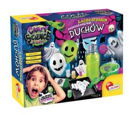 Zabawka edukacyjna Lisciani Giochi Crazy Science Laboratorium przerażających duchów