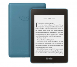 Czytnik ebook Amazon Kindle Paperwhite 4 8GB IPX8 niebieski