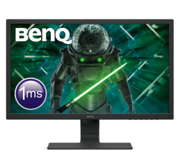 "Monitor LED 24"" BenQ GL2480 czarny"