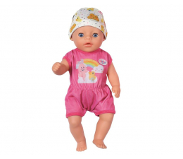 Lalka i akcesoria Zapf Creation Baby Born Little Girl Lalka interaktywna 36cm