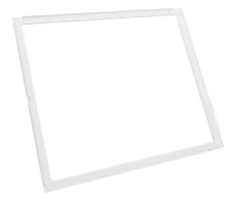 Akcesorium do obudowy Fractal Design Panel Define R6 hartowane szkło białe