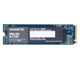 Dysk SSD Gigabyte 512GB M.2 PCIe NVMe