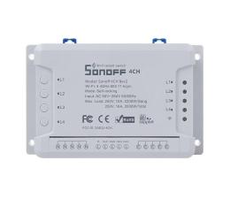Inteligentny sterownik Sonoff Inteligentny przełącznik WiFi 4CH R2 (4-kanałowy)