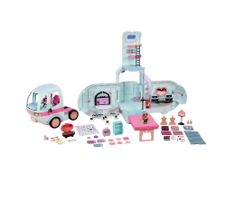 Figurka MGA Entertainment L.O.L Surprise Glamper Kamper 2w1