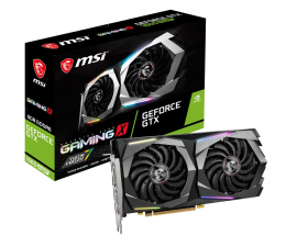 Karta graficzna NVIDIA MSI GeForce GTX 1660 SUPER GAMING X 6GB GDDR6
