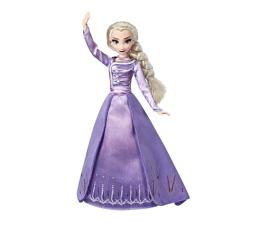 Lalka i akcesoria Hasbro Disney Frozen 2 Elsa z Arendelle w sukni deluxe