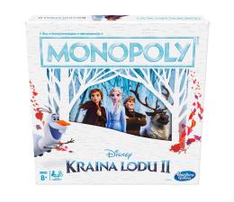 Gra planszowa / logiczna Hasbro Monopoly Frozen 2