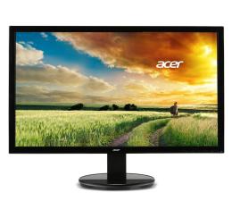 "Monitor LED 24"" Acer K242HQLBID czarny"