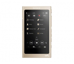 Odtwarzacz MP3 Sony Walkman NW-A45 Złoty
