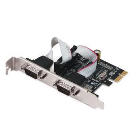 Kontroler i-tec Karta rozszerzeń PCIe - 2x RS232