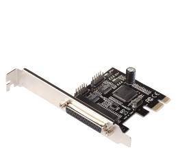Kontroler i-tec Adapter PCIe - 2x RS232, LPT