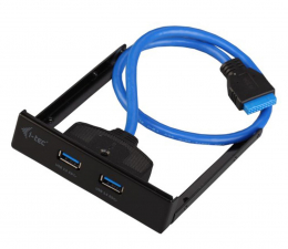 Kontroler i-tec Extender na przedni panel 2x USB