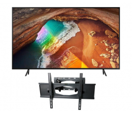 "Telewizor 56"" i większy Samsung QE65Q60RA + uchwyt"