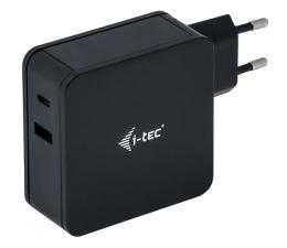 Ładowarka do smartfonów i-tec Ładowarka sieciowa USB-C 60W, USB 12W
