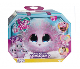 Maskotka TM Toys Fur Balls Candy Floss