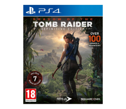 Gra na PlayStation 4 Square-Enix Shadow of Tomb Raider Definitive Edition