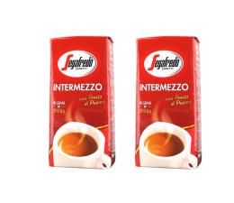 Akcesoria do ekspresów Segafredo Intermezzo 2x1kg