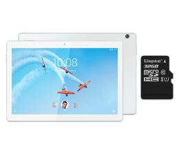 """Tablet 10"""" Lenovo Tab M10 QS429/2GB/64GB/Android 9.0 LTE Biały"""