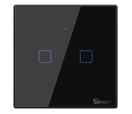 Przycisk/pilot Sonoff Dotykowy Włącznik T3 EU TX (WiFi+RF433 2-kanałowy)