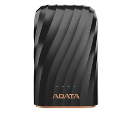 Powerbank ADATA Power Bank AP10050C 10000mAh, USB-C, 2.4A (czarny)