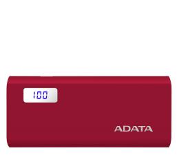 Powerbank ADATA Power Bank P12500D 12500mAh 2A (czerwony)