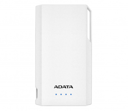 Powerbank ADATA Power Bank S10000 10000mAh 2.1A (biały)