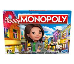 Gra planszowa / logiczna Hasbro Panna Monopoly