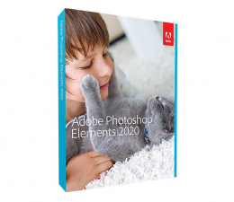 Program graficzny/wideo Adobe Photoshop Elements 2020