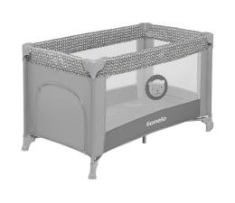 Łóżeczko dla dziecka Lionelo Adriaa Plus Grey Scandi