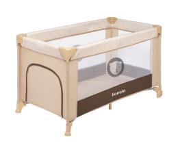 Łóżeczko dla dziecka Lionelo Suzie Beige Stripes