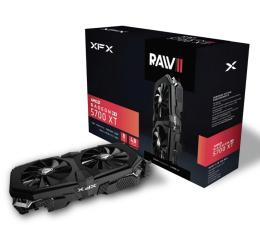 Karta graficzna AMD XFX Radeon RX 5700 XT RAW II 8GB GDDR6