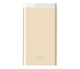 Powerbank Silicon Power Power Bank S55 5000mAh (złoty)