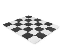 Mata edukacyjna Kinderkraft Luno Mata piankowa puzzle Black