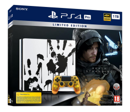 Konsola PlayStation Sony PlayStation 4 PRO 1TB + Death Stranding