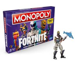 Gra planszowa / logiczna Hasbro Monopoly Fortnite Edycja 2 + Figurka Bandoliera